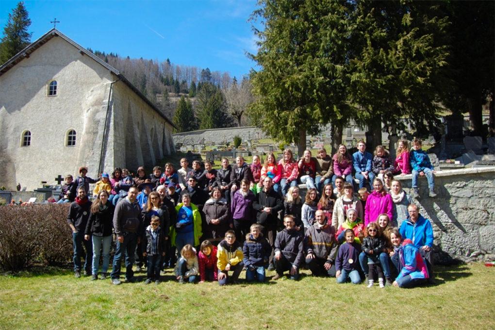 1. Camp de Pâques