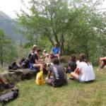 Camp Voc' marche de la Oij