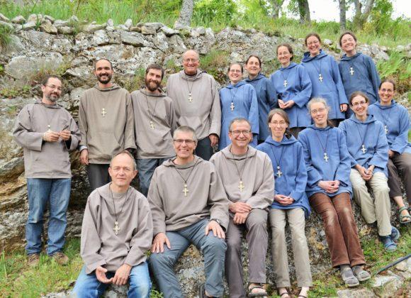 Eucharistein – ordinations et voeux définitifs