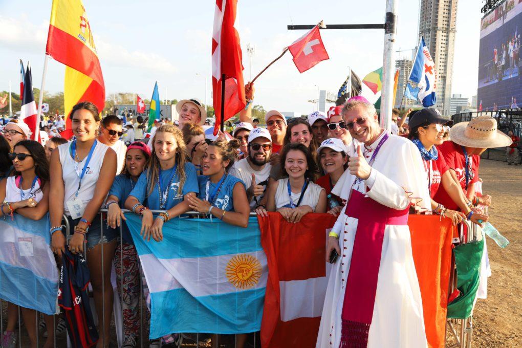 Journée mondiale des vocations