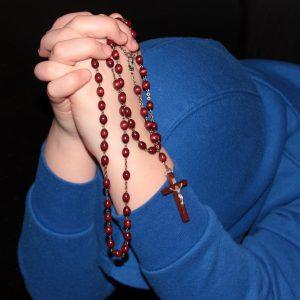 Le rosaire… démodé!