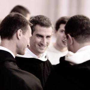 """Vieillir ensemble"", vocation de Fr. Matthieu"