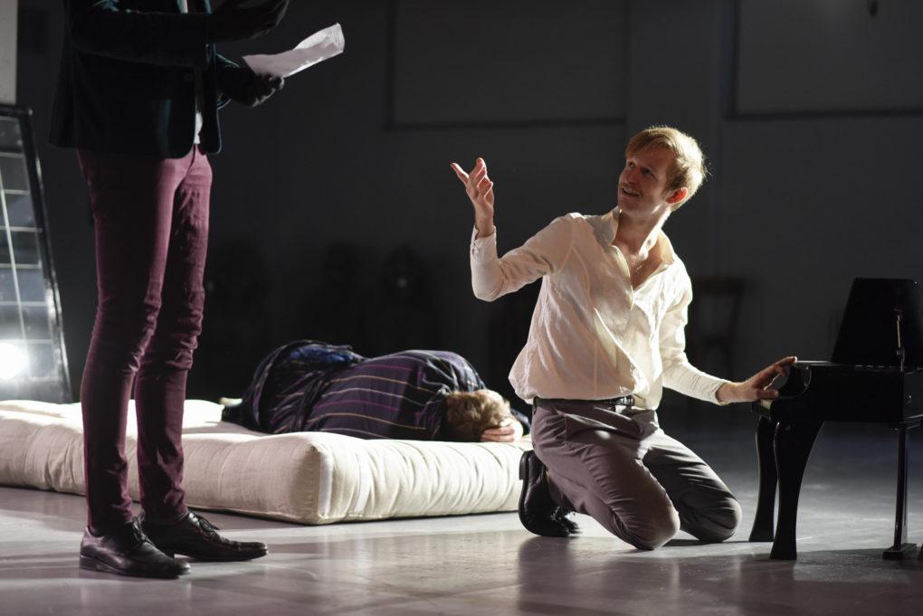 """""""Le théâtre au service de Dieu"""""""