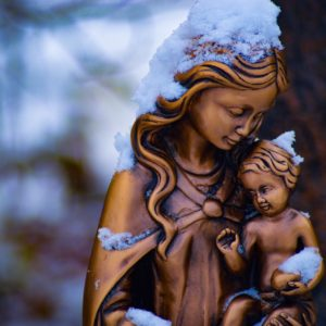 Marie ou l'innocence qui nous apprend à aimer