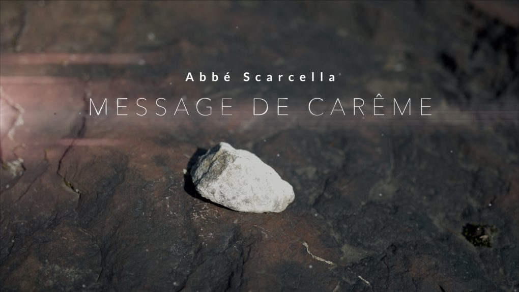 Message de Carême de Mgr Scarcella